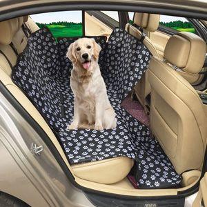 Auto Hundedecke, Rücksitz wasserdichte Hundedecke, Hundeschutzdecke, Auto Kofferraumschutz Auto Hundedecke, Autoabdeckung (130 * 145 * 40cm)