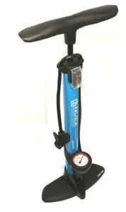 Hochdruck Fahrrad Standpumpe CBK-MS mit Manometer ( beto tek )
