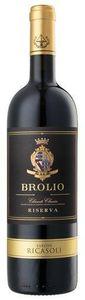 Barone Ricasoli Brolio Riserva Chianti Classico DOCG 2016 (1 x 0.75 l)