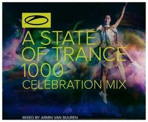 A State Of Trance 1000 - Celebration Mix, 2 Audio-CD