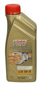 1 Liter CASTROL 5W-30 EDGE Professional BMW LL04 ACEA C3 API SN API CF BMW Longlife-04