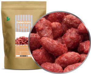 Sweet Burned Peanuts - Gebrannte Erdnusskerne - ZIP Beutel 500g
