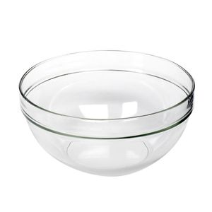 Luminarc 23720 Empilable Salatschale Schüssel, Glas, stapelbar, Ø 29cm, klar (1 Stück)