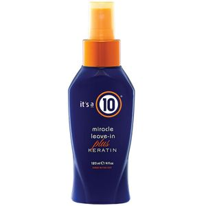 It's a 10 Miracle Leave-In Conditioner plus Keratin, 120ml