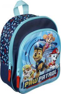 Paw Patrol Kinder Rucksack mit 2 Taschen und allen 4 Charakteren PPAT7601