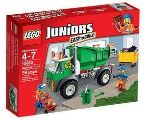 Lego 10680 Juniors - Müllabfuhr