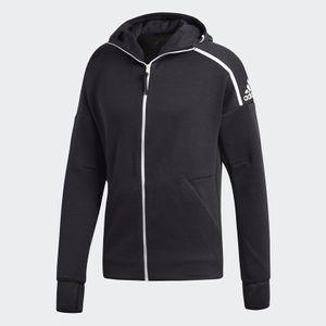 adidas Sweatjacke Z.N.E Hoodie Fast Release Gr.2XL schwarz (DM5543)
