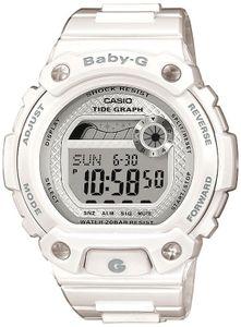 Casio Digitaluhr Baby-G Uhr BLX-100-7ER Damenuhr