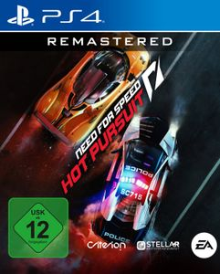 Need for Speed - Hot Pursuit Remastered - Konsole PS4