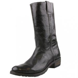 Sendra Herrenstiefel  3165 Negro, Schuhgröße:EUR 45
