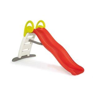 Smoby Rutsche Funny Slide 2m mit Wasseranschluss