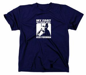 Styletex23 T-Shirt Die wilden Siebziger Red Forman, navy, S