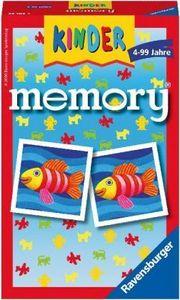 ISBN 81.532 Mini Memory - 2-8 Spieler, Other Formats, Deutsch, Beide Geschlechter, Carlit u. Ravensburger, 15/04/1999, 210 g