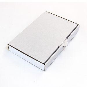 100 Warensendungen 220 x 140 x 32 Maxibriefkarton Post Maxibrief Karton Weiss