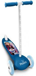 Disney Eiskönigin 3-wiel kinderstep Mädchen Fußbremse Blau