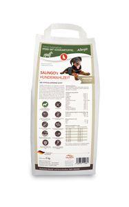 SALiNGO Premium Trockenfutter für Hunde | Hundefutter Pferd mit Süßkartoffel | getreidefrei | 83% Fleischanteil | Single Protein | hypoallergen | 2kg