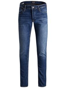 Jack & Jones Herren Jeans 12152347 Blue Denim