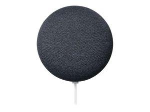Google Nest Mini - Smarter Lautsprecher mit Sprachsteuerung - Carbon