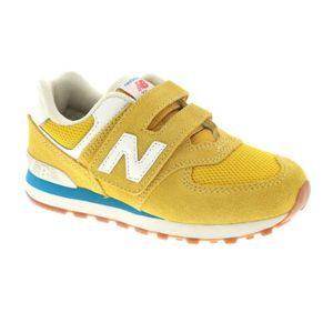 New Balance Jungen Sneakers in der Farbe Gelb - Größe 29