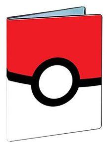 Ultra Pro Pokemon 9-Pocket Pokéball Motiv 85248