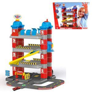 Dolu Kinder Parkhaus Parkgarage Autocenter 4 Ebenen 2 Spielzeug Autos