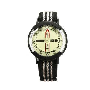 Outdoor Fluoreszierende Kompass Tauchen Wasserdicht Zifferblatt Radfahren Kompass Uhr