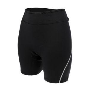 Neoprenhose Shorts 1,5mm Neopren Pants Grau L Männer