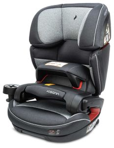 Osann Kinderautositz Jazzi PS mit Isofix und Fangkörpersystem Gruppe 1/2/3 (9-36 kg) Kindersitz - Universe Grey