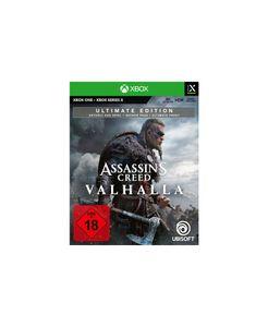 Ubisoft Microsoft Xbox One Spiel Assassins Creed Valhalla Ultimate Edition - Xbox One Ubisoft