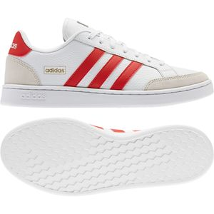 Adidas Grand Court Se Ftwwht/Scarle/Cwhite 42