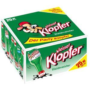 Kleiner Klopfer Waldmeister 25 x 20 ml