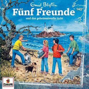 Fünf Freunde - 140/und das geheimnisvolle Licht - CD
