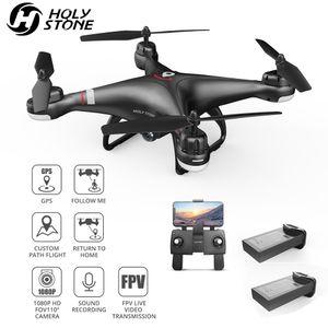 Holy Stone HS110G GPS FPV Drohne mit 1080P Kamera