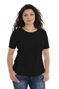 Basic Shirt kurzarm (Schwarz)