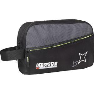 DERBYSTAR Torwarthandschuhtasche schwarz grau 32,5 x 23,5 x 10 cm