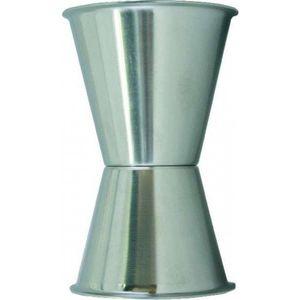 Barmaß Edelstahl 3,5 - 5,00 ml