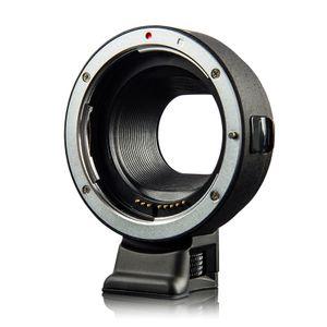 Viltrox Autofokus EF-EOS M Mount Objektiv Mount Adapter fuer Canon EF EF-S-Objektiv Canon EOS Spiegellose Kamera