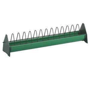 Kerbl Futtertrog Kunststoff, 50cm lg. 7 cm breit, f. Küken