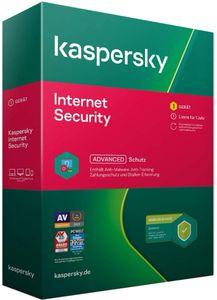 Kaspersky Internet Security 2021 | 1 Gerät | 1 Jahr | Vollversion | Download-Version