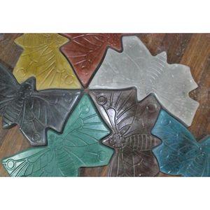 Schmetterling Betonform, Terrassenplatten, Trittplatten und Gehwegplatten für Garten