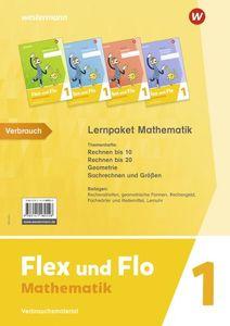 Flex und Flo - Ausgabe 2021: Paket Mathematik 1