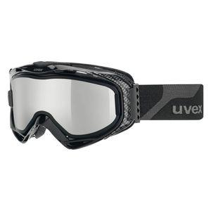 Uvex g.gl 300 TOP black silver take off pola Goggles Skibrille