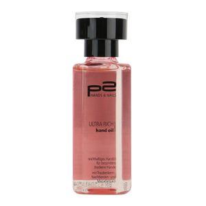 P2 Hautpflege Handpflege Hand Oil Ultra Rich Hand Oil 833481, 75 ml