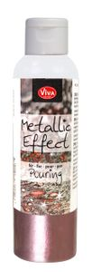 Viva Decor Pouring Metallic Effect 120ml Rose-Gold