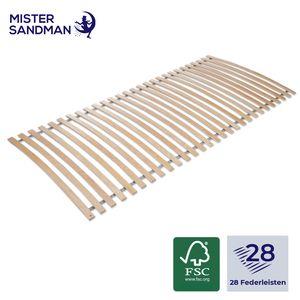 Mister Sandman Rolllattenrost 120x200 mit 28 Holzleisten aus Buchenholz, Rolllattenrost passend für 120x200 Betten & Bettgestelle - Mister Sandman Lattenrost 120x200 mit 28 Holzleisten aus Buchenholz, Lattenrost passend für 120x200 Betten & Bettgestelle - Mister Sandman Rollrost 120x200 mit 28 Holzleisten aus Buchenholz, Rollrost passend für 120x200 Betten & Bettgestelle - Lattenrost 120x200 Rolllattenrost 120x200 Rollrost 120x200