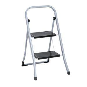Klapptritt Stahl 2 Stufen, max. 150kg