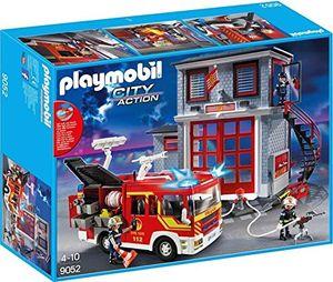 Playmobil 9052 City Action Feuerwehr Mega Set