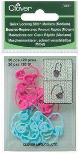 Maschenmarkierer, schnell verschließbar  mittel - 3031