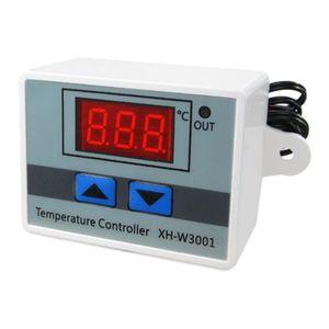 220V Temperaturregler Digital LCD Display Thermostat Microcomputer Regler