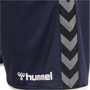 hummel Authentic Polyester Shorts marine XL